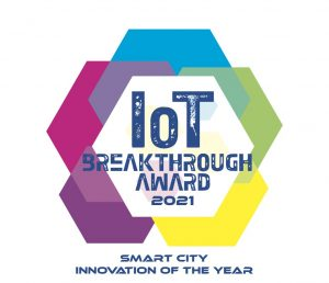 IOT Breakthrough Award 2021